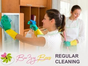 image of regular cleaning glasgow