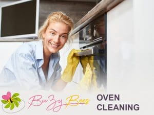 image of oven cleaning glasgow