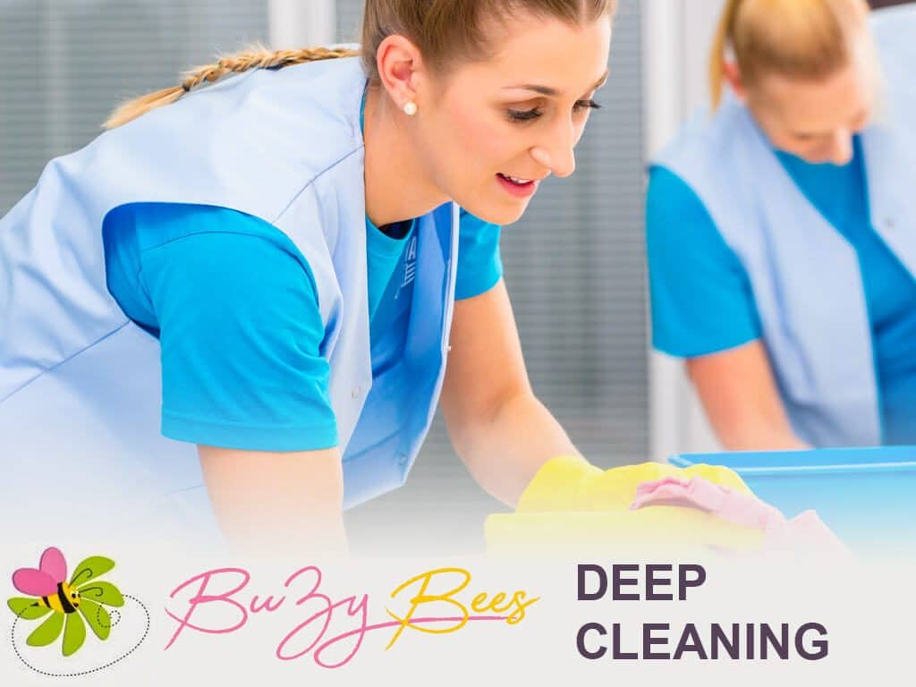 image deep cleaning glasgow